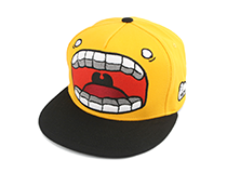 [Amazing cute snapback] BIG MOUTH